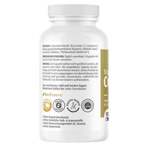 Curcumin Triplex 500 mg Kapseln - 2