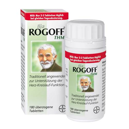 Ilja Rogoff Thm überzogene Tabletten - 1