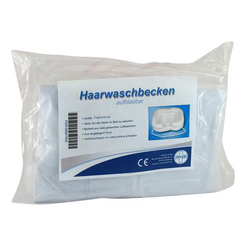 Haarwaschbecken 15x51x71 cm - 1