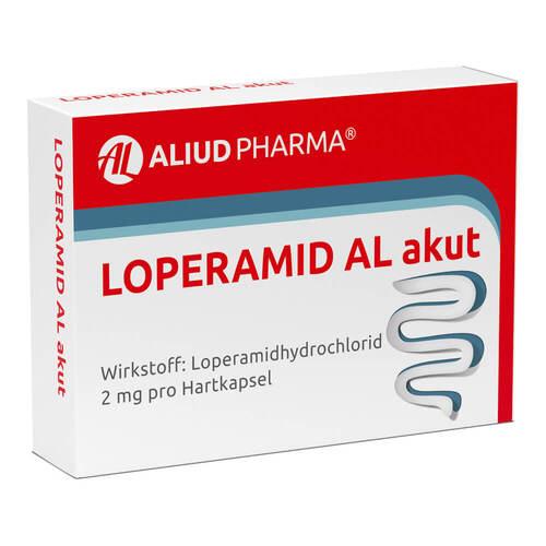 Loperamid AL akut Hartkapseln - 1