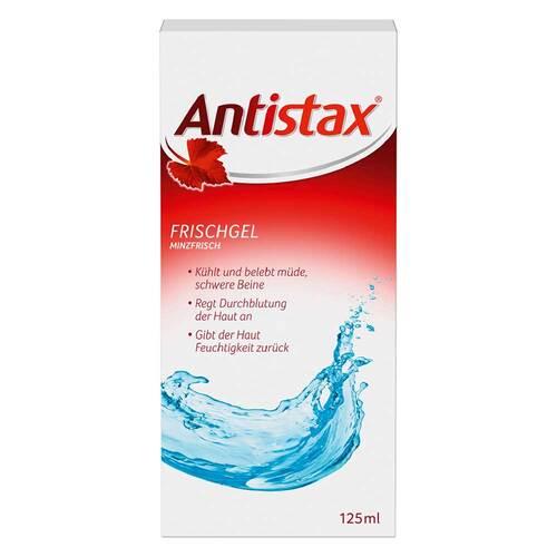 Antistax Frisch Gel bei müden & schweren Beinen 125 ml - 1
