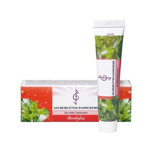 Salbeiblüten Zahncreme - 1