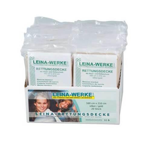 Leina Rettungsdecke 160x210c - 1