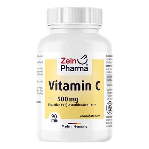 Vitamin C 500 mg Kapseln - 1