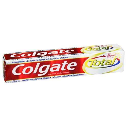 Colgate Total Zahncreme - 1