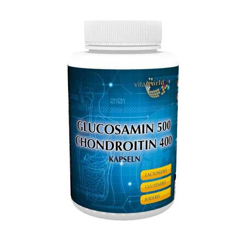 Glucosamin 500 + Chondroitin 400 Kapseln - 1