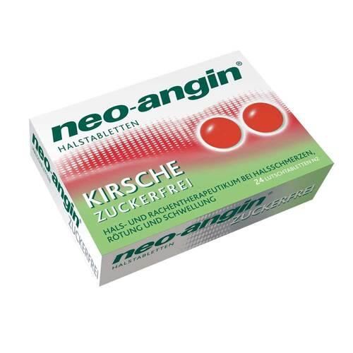 Neo Angin Halstabletten Kirsche - 1