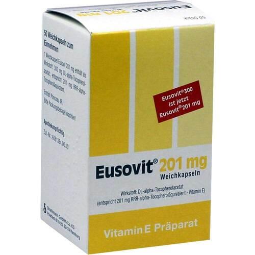 Eusovit 201 mg Weichkapseln - 1