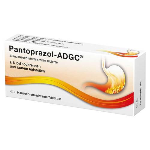 pantoprazol adgc 20 mg magensaftresistent tabletten bei. Black Bedroom Furniture Sets. Home Design Ideas