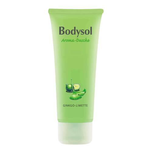 Bodysol Aroma Duschgel Ginkgo Limette - 1