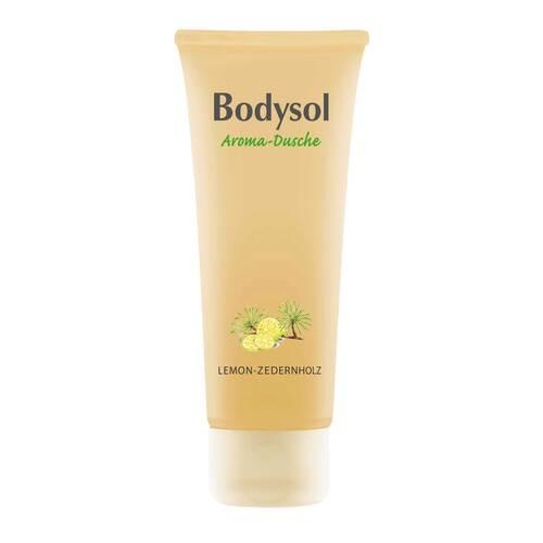 Bodysol Aroma Duschgel Lemon Zedernholz - 1