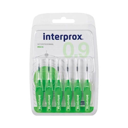 Interprox reg micro grün Interdentalbürste Blis. - 1