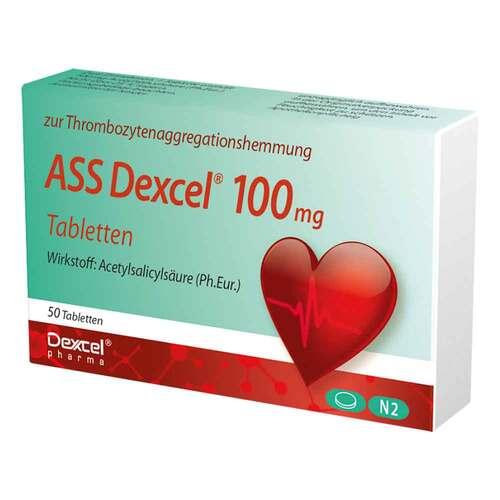 ASS Dexcel 100 mg Tabletten - 1