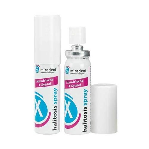 Miradent Mundpflegespray halitosis Spray - 1