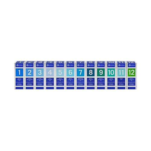 Biochemie Orthim Haus / Reiseapo.1 - 12 12x15g Globuli - 1