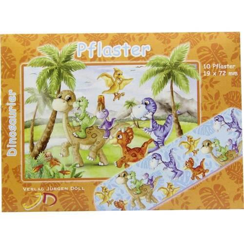 Kinderpflaster Dinosaurier Briefchen - 1