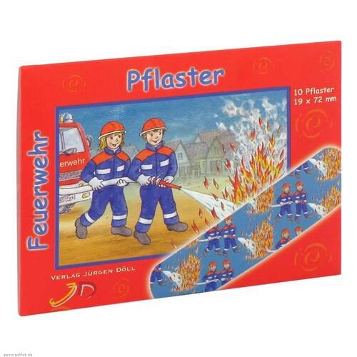 Kinderpflaster Feuerwehr Briefchen - 1