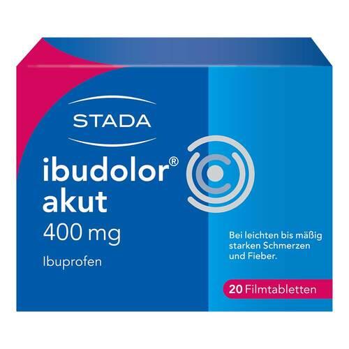 Ibudolor akut 400 mg Filmtabletten - 1
