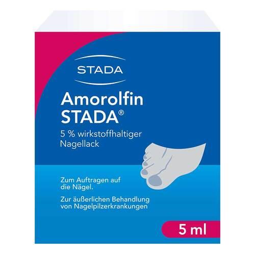 Amorolfin STADA 5% wirkstoffhaltiger Nagellack - 1