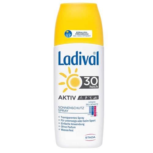 Ladival Sonnenschutzspray LSF 30 - 1