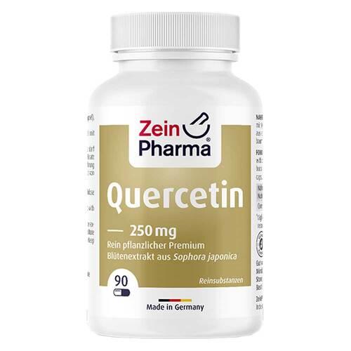 Quercetin Kapseln 250 mg - 1