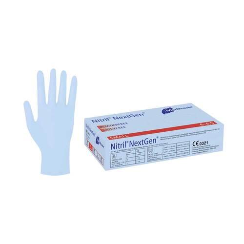 Nitril Handschuhe Nextgen Größe S - 1