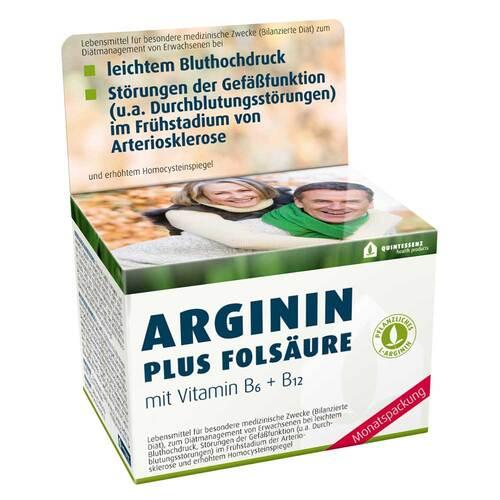 Arginin Plus Folsäure Kapseln - 2