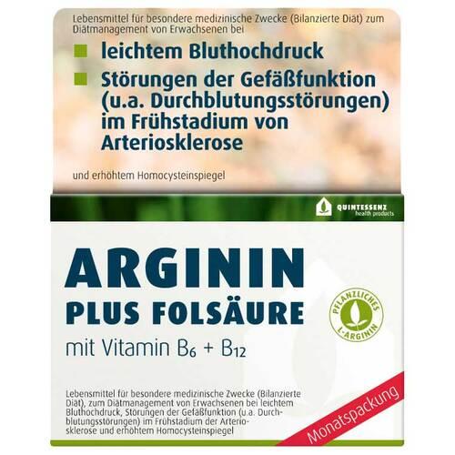 Arginin Plus Folsäure Kapseln - 3