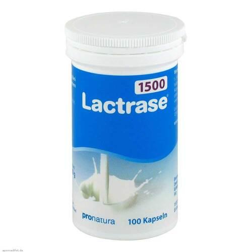 Lactrase 1.500 FCC Kapseln - 1