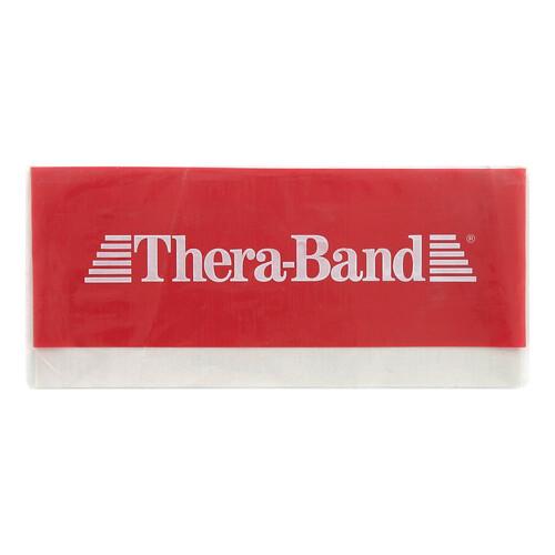 Thera Band Loop 20,5cm rot mittel stark - 1