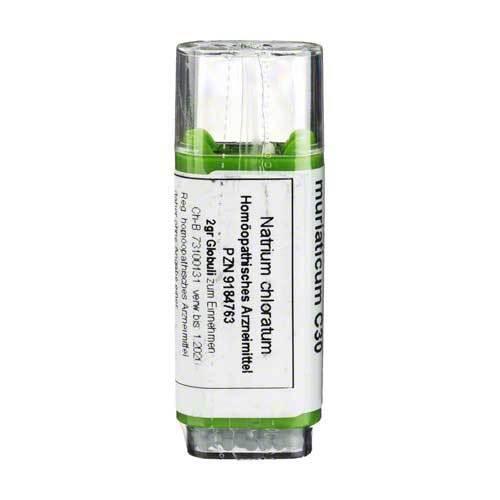 Natrium muriaticum C 30 Globuli - 1