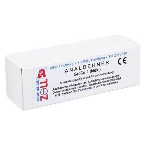 Analdehner 1 klein - 1