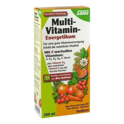 Multivitamin Energetikum Salus - 1