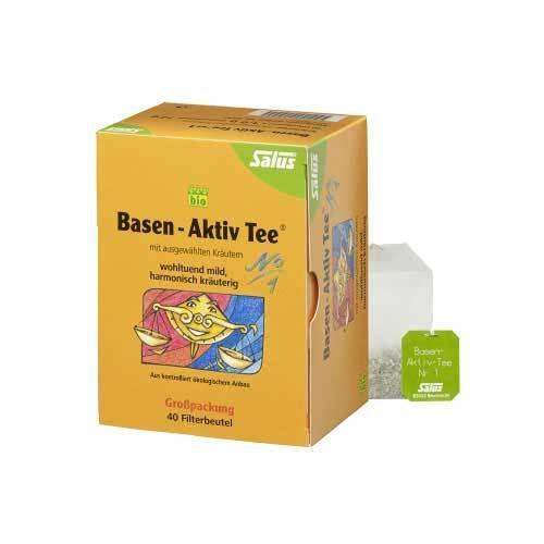 Basen Aktiv Tee Nr. 1 Salus - 1