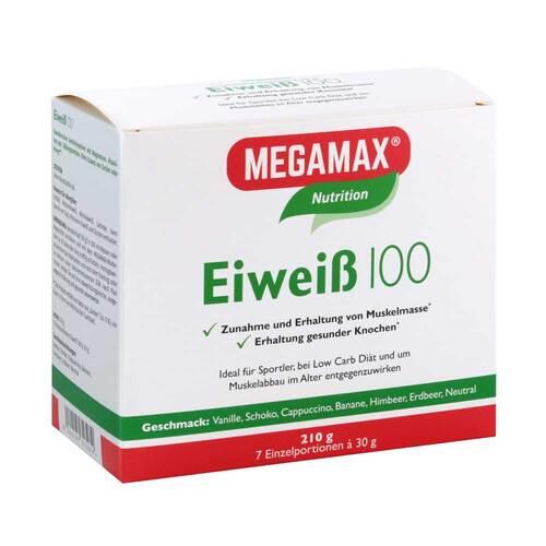 Eiweiss 100 Mix Kombi Megamax Pulver - 1