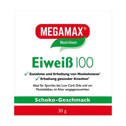 Eiweiss 100 Schoko Megamax Pulver - 1