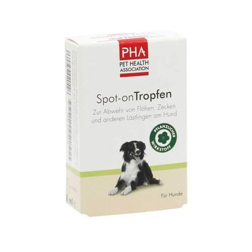 PHA Spot on Tropfen für Hunde - 1