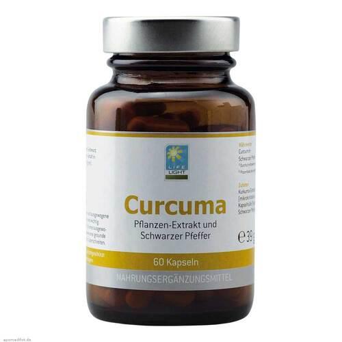 Curcuma + schwarzer Pfeffer Kapseln - 1