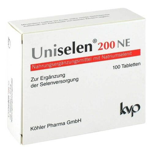 Uniselen 200 NE Tabletten - 1