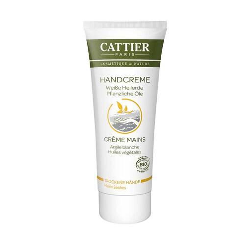 Cattier Creme Mains Handcreme für trockene und beanspruchte Haut - 1