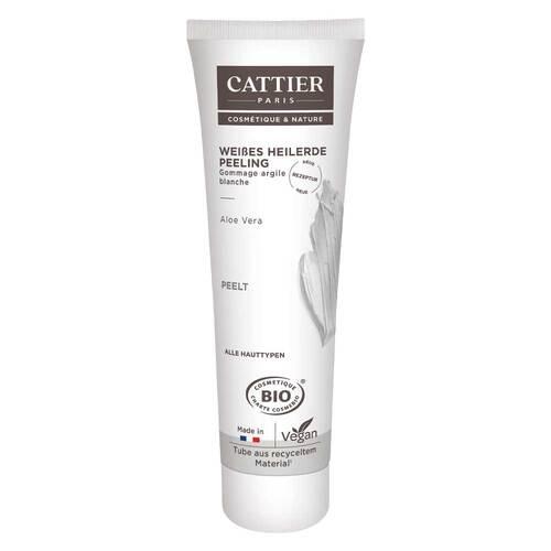 Cattier Gommage Argile weiße Heilerde Peeling für alle Hauttypen - 1