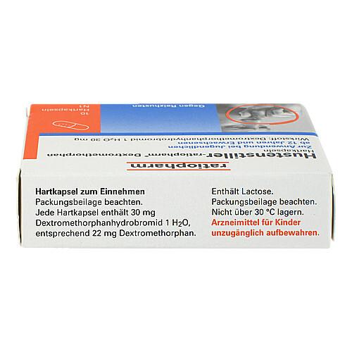 Hustenstiller Ratiopharm Dextromethorphan Kapseln - 2