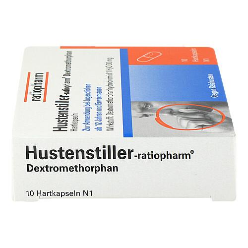 Hustenstiller Ratiopharm Dextromethorphan Kapseln - 4