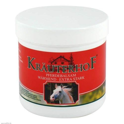 Pferdebalsam wärmend Kräuterhof - 1