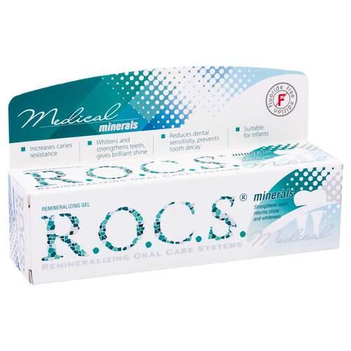 Rocs Medical Minerals Zahngel - 1