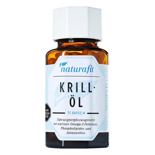 Naturafit Krill-Öl Kapseln - 1