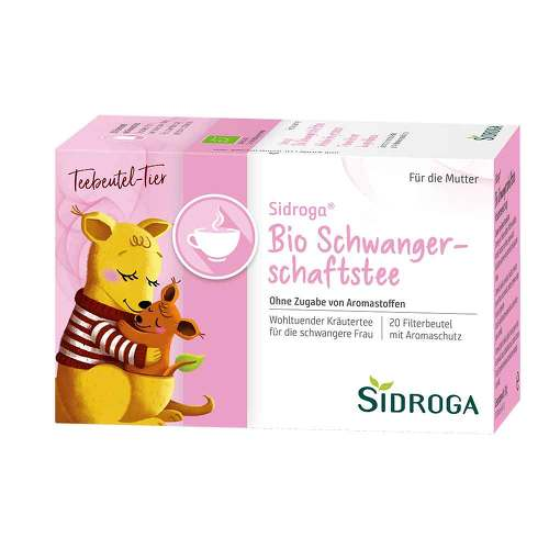 Sidroga Bio Schwangerschaftstee Filterbeutel - 1