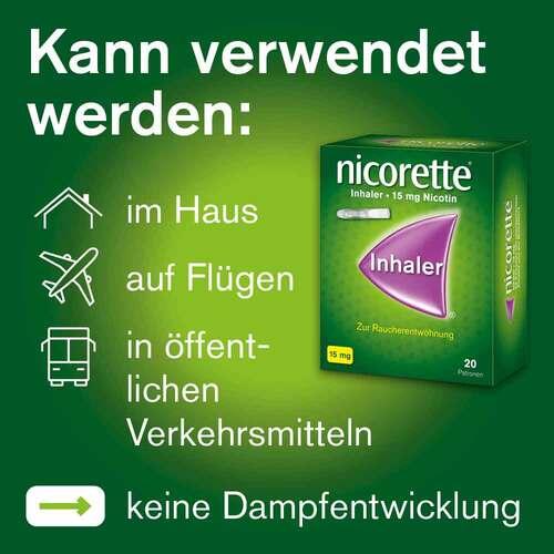 Nicorette Inhaler 15 mg - 3