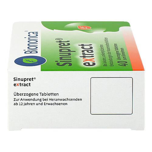 Sinupret extract überzogene Tabletten - 3