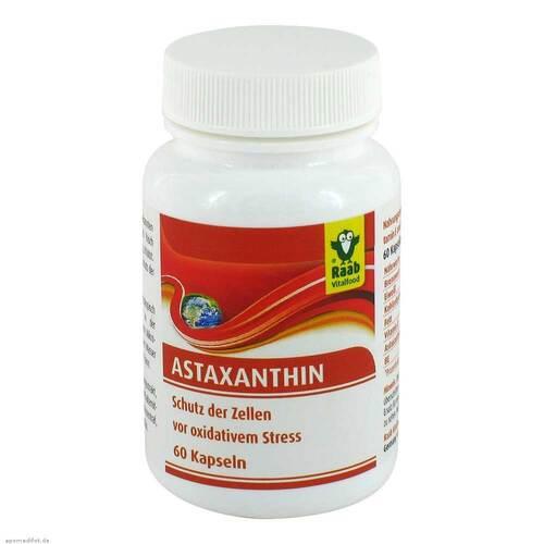 Astaxanthin Kapseln - 1